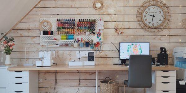 L'atelier de mes rêves